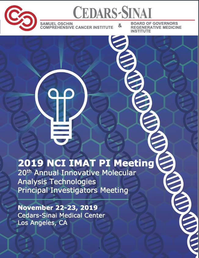 20th Principal Investigators Meeting